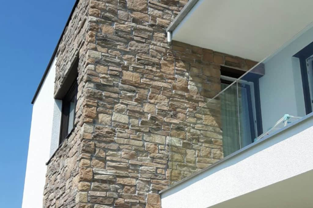 Amalfi Steinwand 1