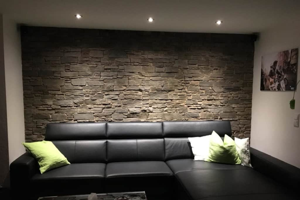 Amalfi Steinwand 3