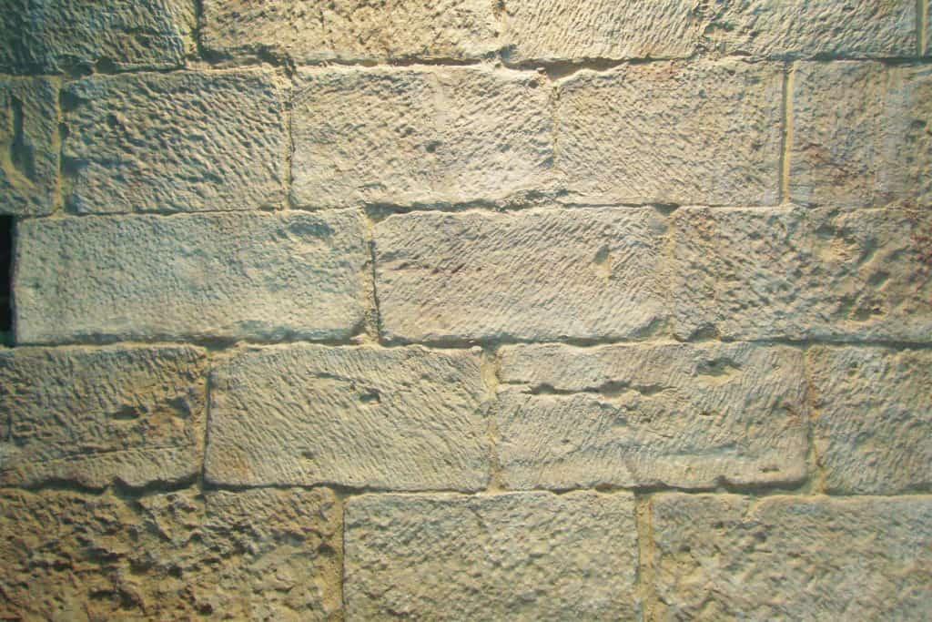 Mostar Steinwand 1