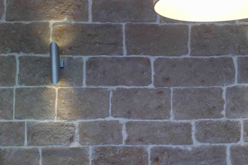 Mostar Steinwand 3