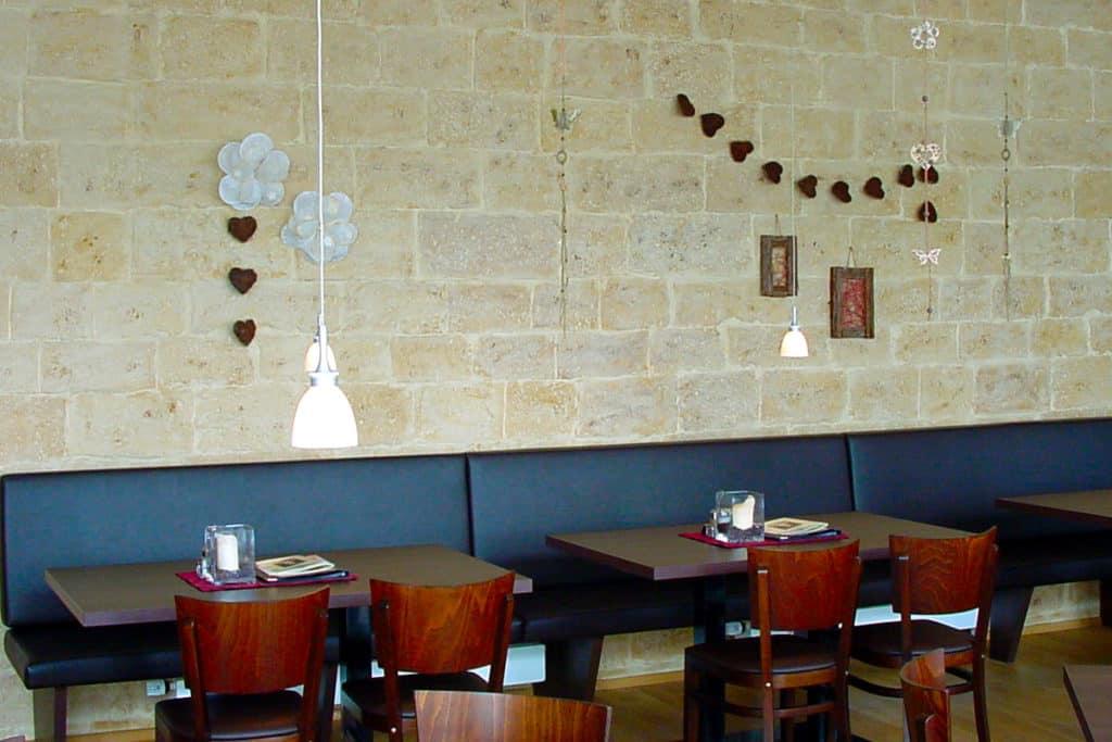 Mostar Steinwand 5