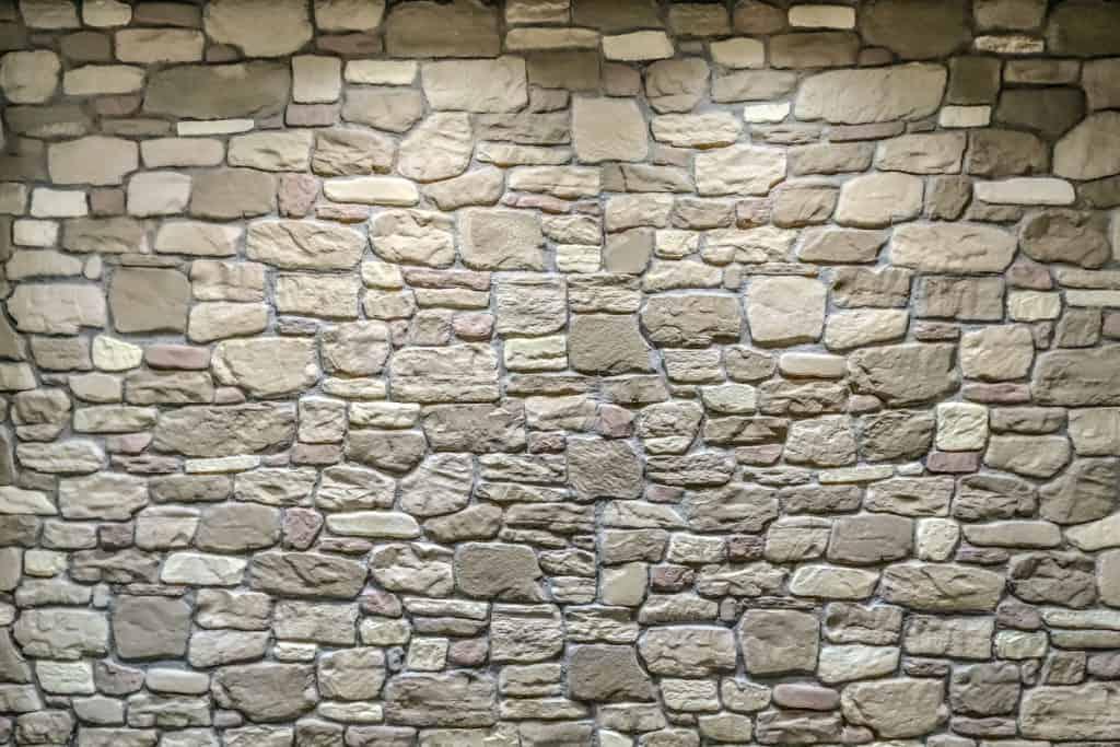Toskana Steinwand 1
