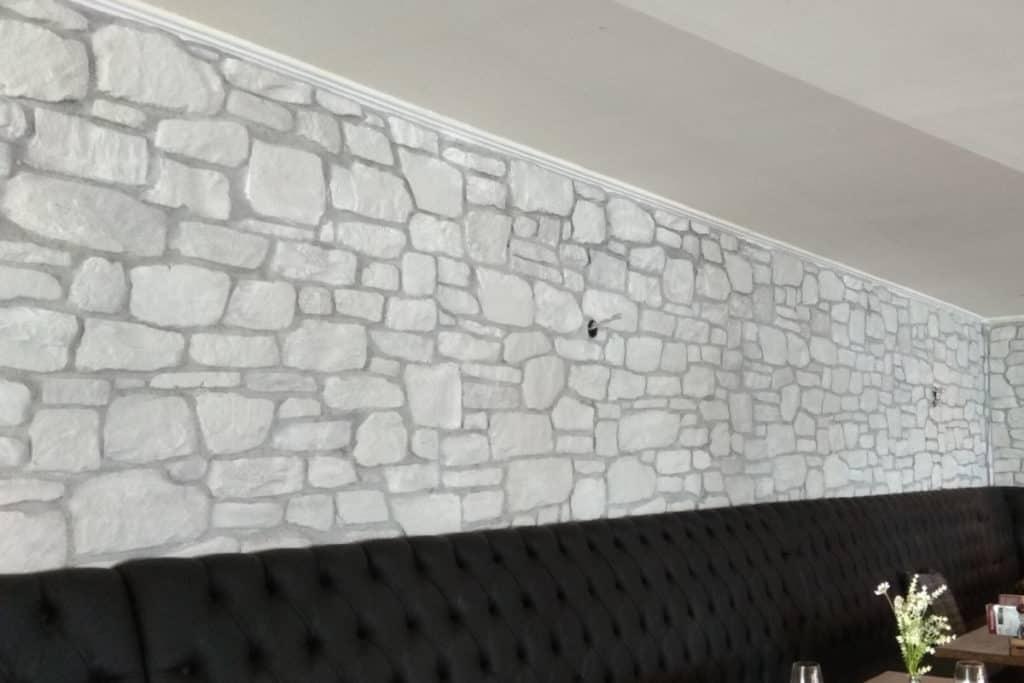 Toskana Steinwand 3